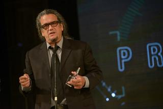 Juan Basanta. Premios La Silla.