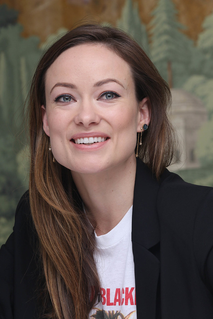 Оливия Уайлд — Пресс-конференция «Винил» 2015 – 28