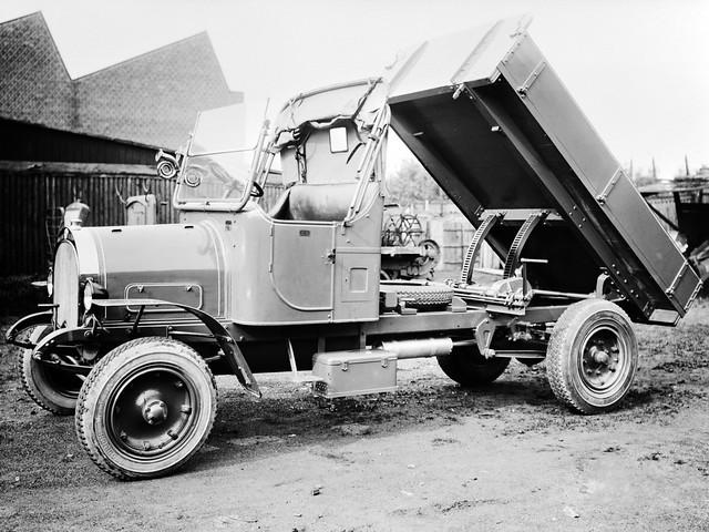 Самосвал Scania-Vabis CLc 4x2. 1911 – 1925 годы