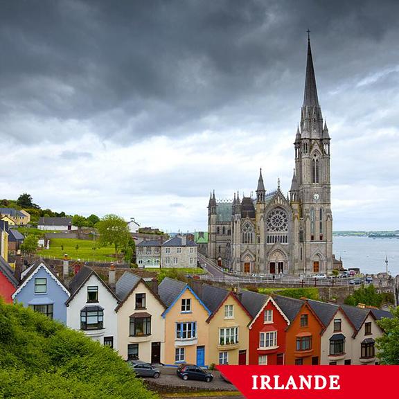 Bukelist 2016 Irelande