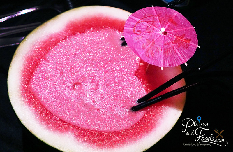signature the roof watermelon juice
