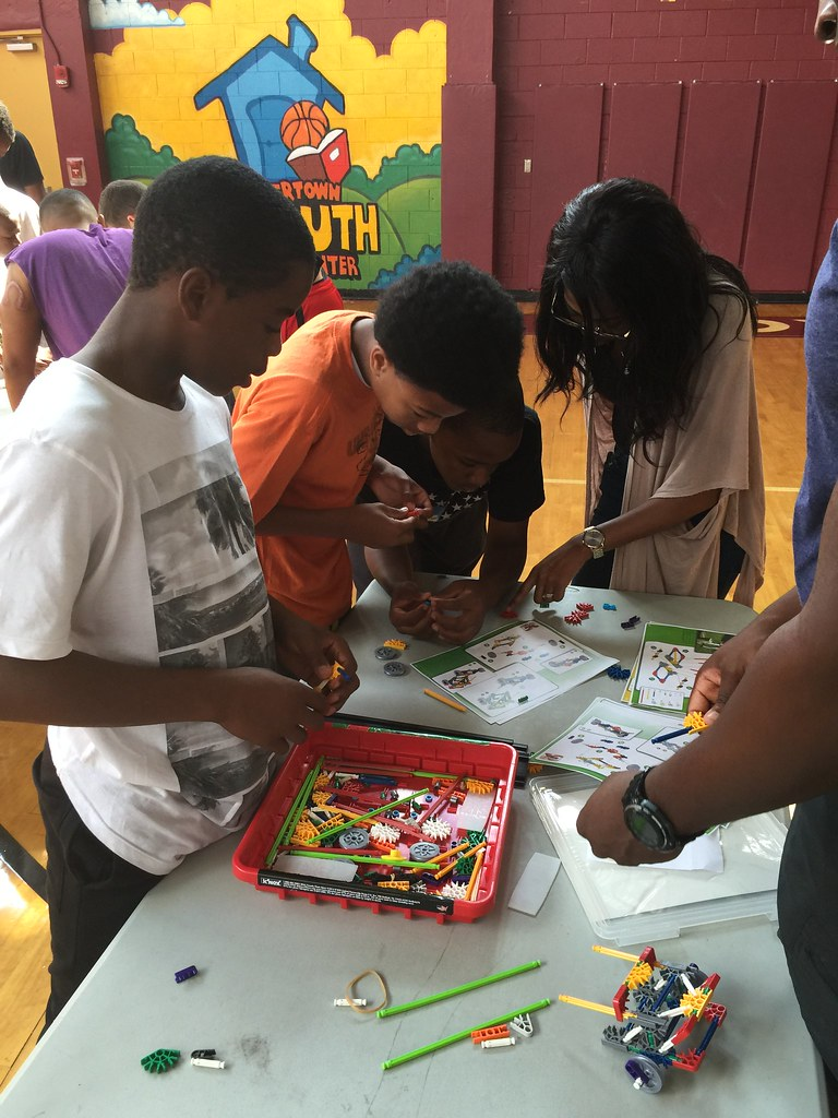 Super Saturday's - Overtown Youth Center