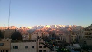 Teheran, 7:15