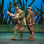 A Year With Frog and Toad - Arvada Center 2017 - Brandon Bill (Frog) and Matt LaFontaine (Toad) M. Gale Photography 2017