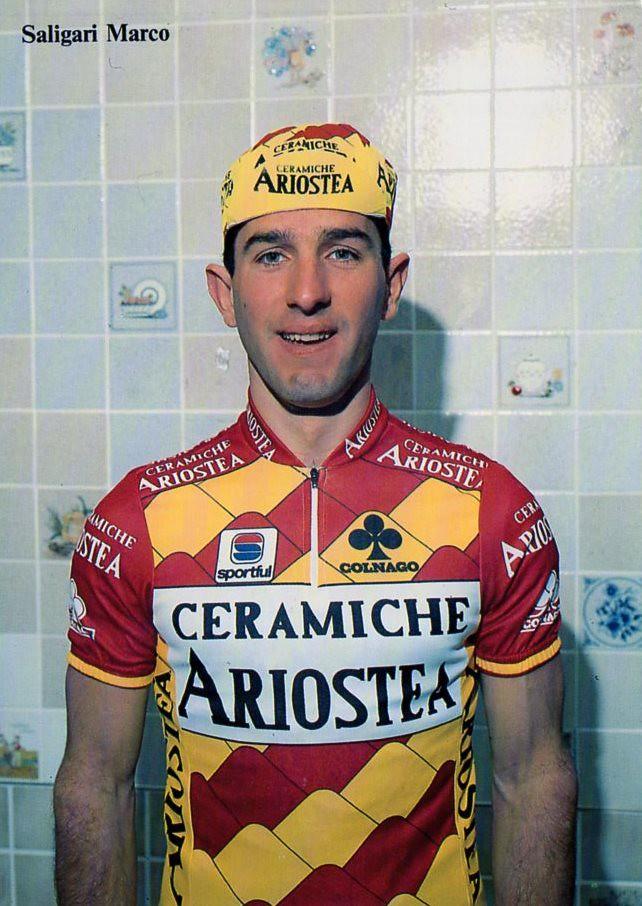 Marco Saligari - Ceramiche Ariostea 1992