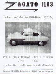 Fiat 1100-103 Zagato 1103