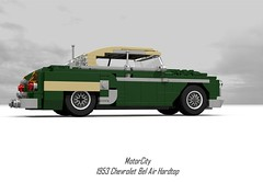 MotorCity 1953 Chevrolet Bel Air Hardtop
