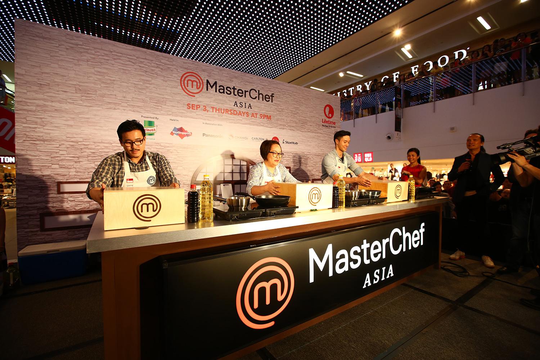 MasterChef Asia Premiere 3 Sep 2015, 9pm on Lifetime ...