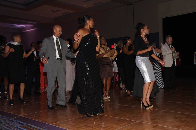 Vince Carter's Embassy of Hope Charity Gala 2015