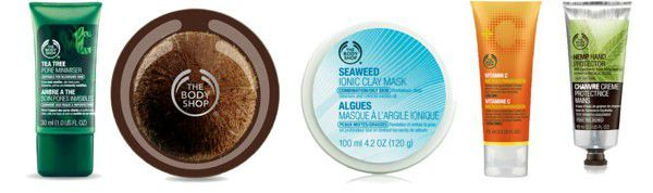 Ten Must-Try Products From The Body Shop1