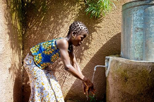 Eine bessere Wasserversorgung für die Landbevölkerung
