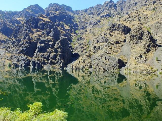 Hells Canyon Reflection