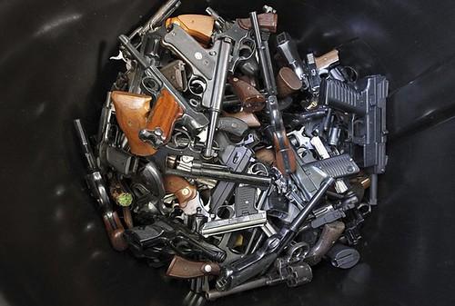 На полігоні продавали зброю бандитам