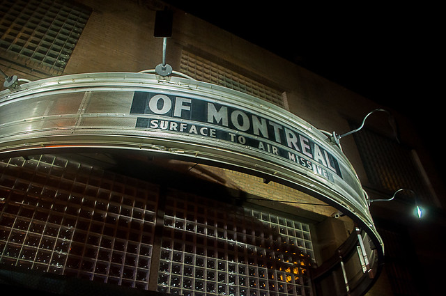 of Montreal- MHOW