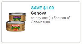 Genova Wild Caught Tuna