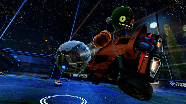 Free Halloween Items Coming to Rocket League – PlayStation.Blog