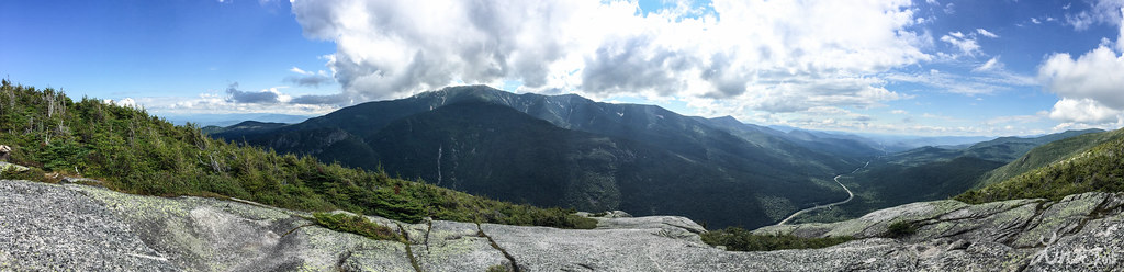 Hiking Mount Cannon