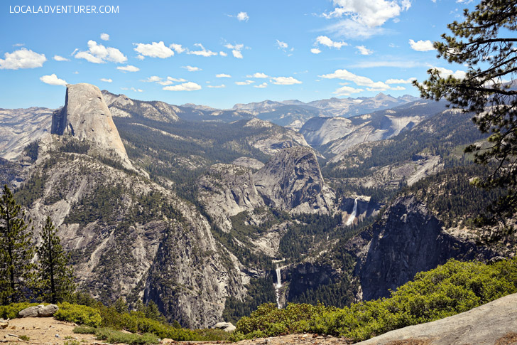 Yosemite National Park (15 Best Weekend Trips from Los Angeles to Take Now).