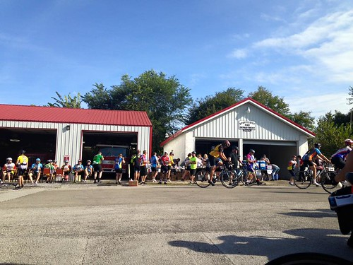 Bike MS 150 Ozarks Ride 2015