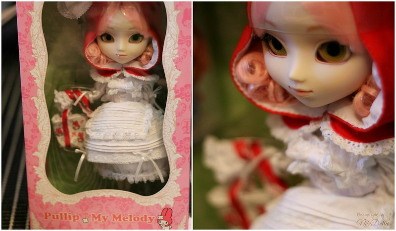 Pullip My Melody in box