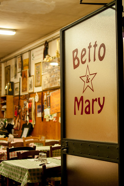 Betto & Mary, Roma