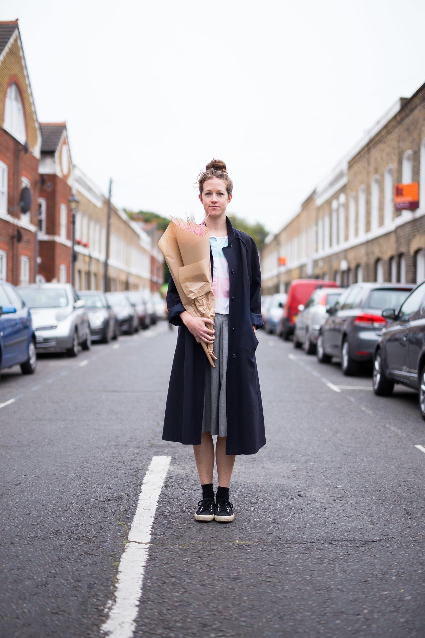Street Style - Erin, Baxendale Street