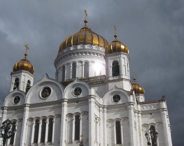 Kristus Vapahtajan katedraali, Moskova
