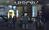 LEGO CW : Green Arrow, Black Canary, & Diggle