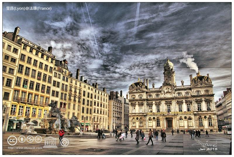 里昂 Lyon 法國 France