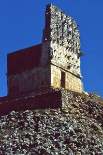 Labná görüntü. mexico yucatan labna elmirador