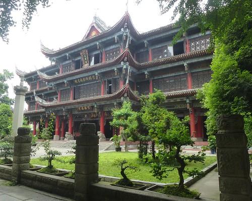 CH-Chengdu-Temple Wenshu (10)