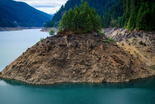 Cougar Reservoir Scenery