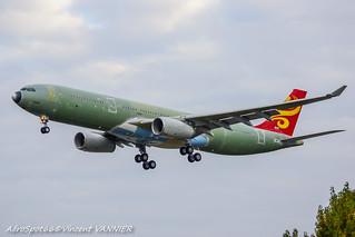 B-LNQ / F-WWCC Hong Kong Airlines Airbus A330-300 - cn 1668