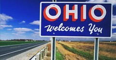 In the spirit of Columbus Day, I discovered Ohio.