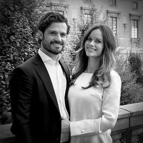 Carl Philip and Sofia
