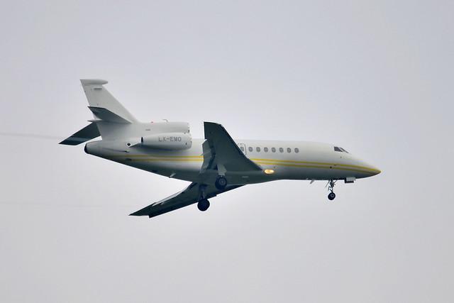 LX-EMO Falcon 990EX