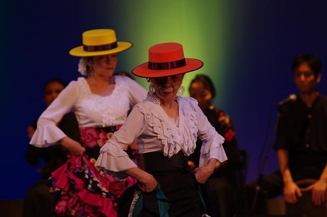 フラメンコダンス