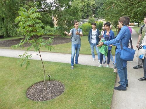 Eckersley Botanic Gardens visit 5