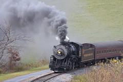 Western Maryland Scenic Railroad  (208)