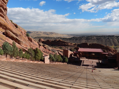 Red Rocks Amphitheatre - 1