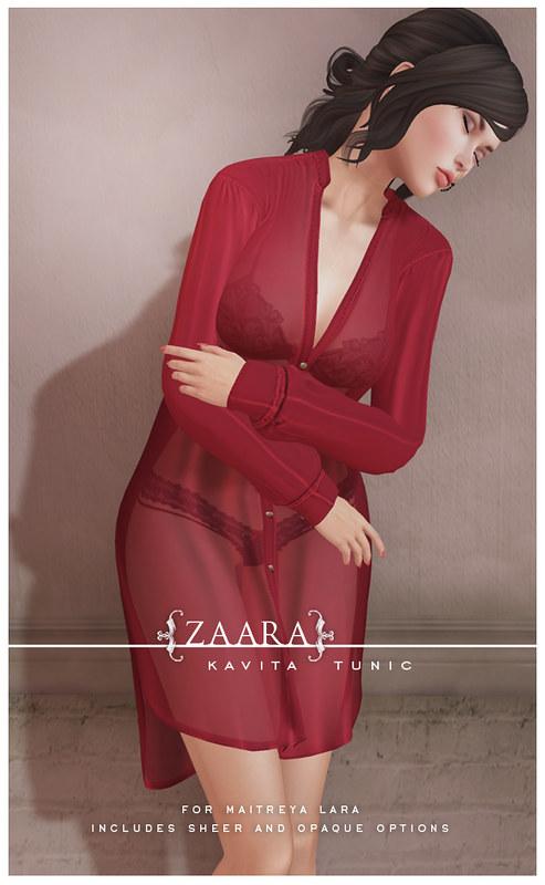 {Zaara} for Collabor88 November