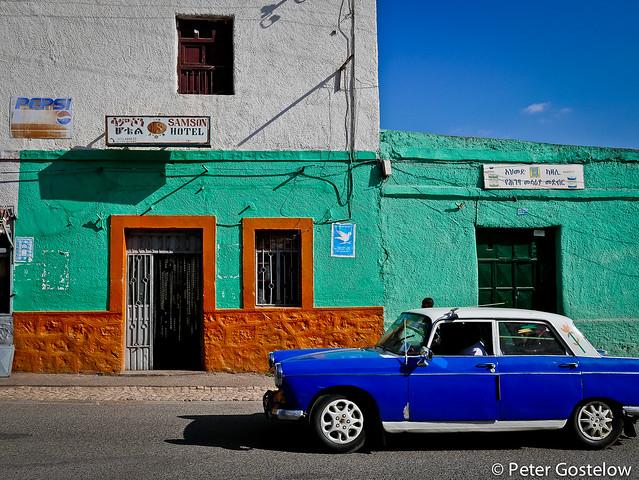 Harar old town