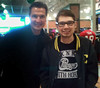 Me with Ed Olczyk