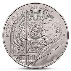 Hungary 2000 Forint - Miksa Roth obverse