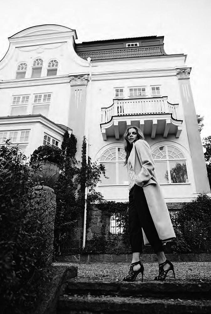 Ребекка Фергюсон — Фотосессия для «Elle» SE 2015 – 2