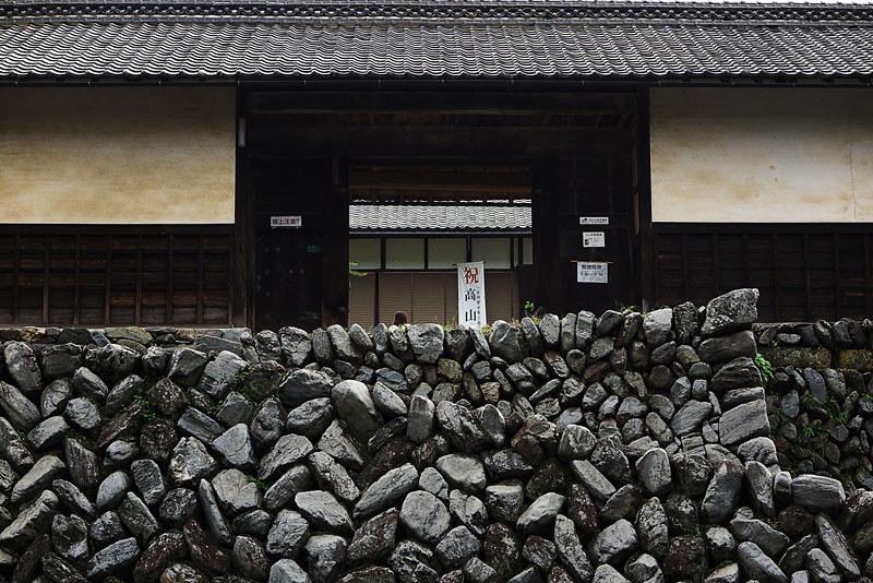 高山社跡の写真