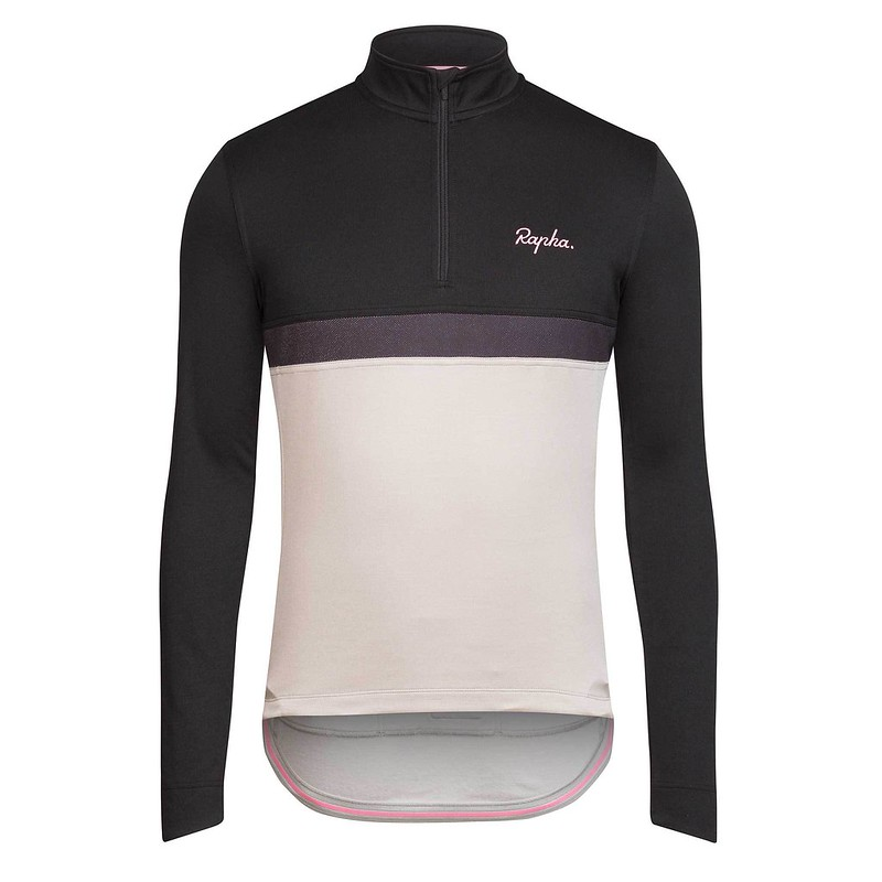Rapha-Long-Sleeved-Club -Jersey-Review