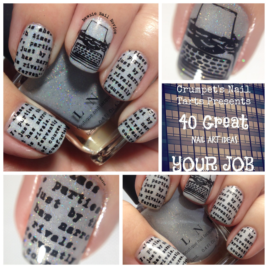 40 Great Nail Art Posts – Your Job | Newsie Nail Novice