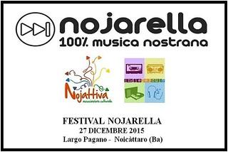 Noicattaro. Nojarella 2015 front