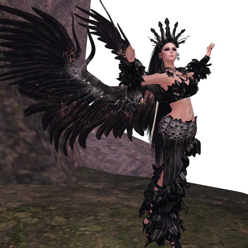 An Archangel appears